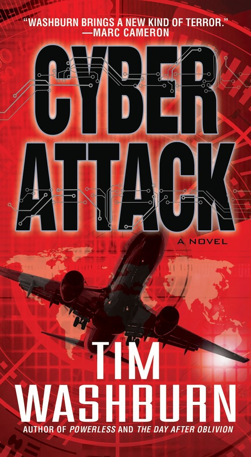 Cyber Attack by Tim Washburn