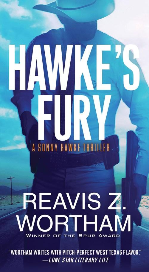 Hawke's Fury by Reavis Z. Wortham