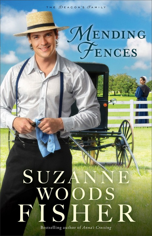 Mending Fences by Suzanne Woods Fisher