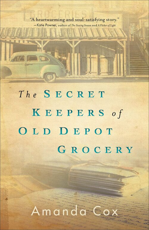 The Secret Keepers of Old Depot Grocery