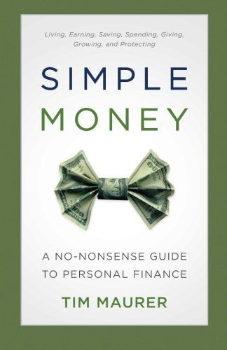 Simple Money by Tim Maurer