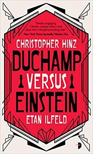 Duchamp Versus Einstein by Christopher Hinz