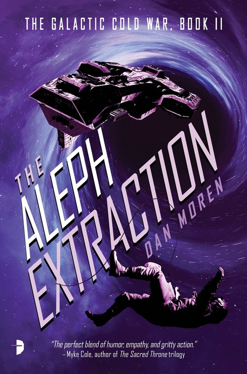 The Aleph Extraction by Dan Moren