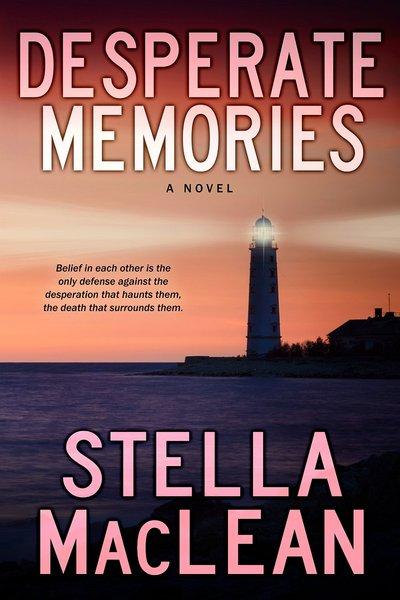 Desperate Memories by Stella MacLean
