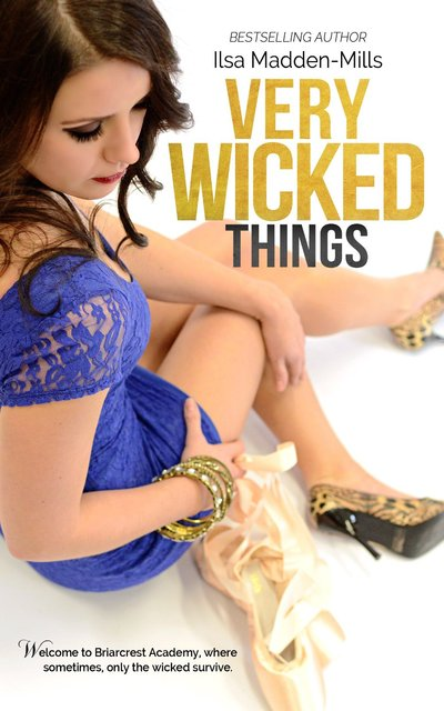 Very Wicked Things by Ilsa Madden-Mills