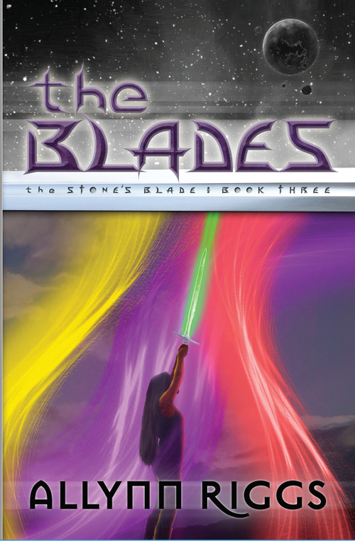 The Blades by Allynn Riggs