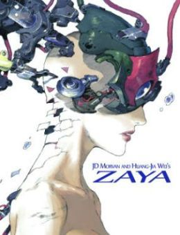 Zaya by Jean-David Morvan