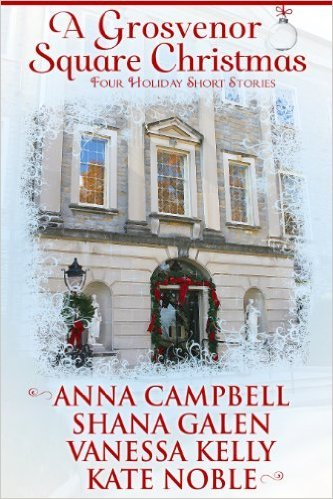 A Grosvenor Square Christmas by Shana Galen