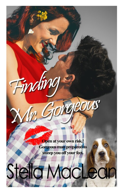 Finding Mr. Gorgeous by Stella MacLean