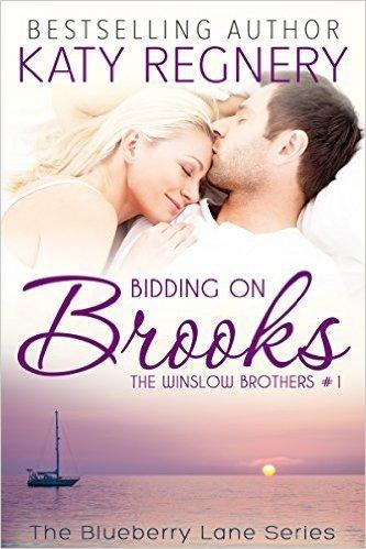 Bidding on Brooks by Katy Regnery