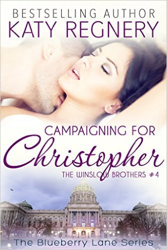 CAMPAIGNING FOR CHRISTOPHER