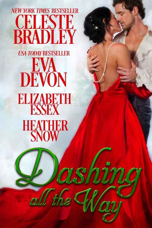 Dashing All the Way by Celeste Bradley