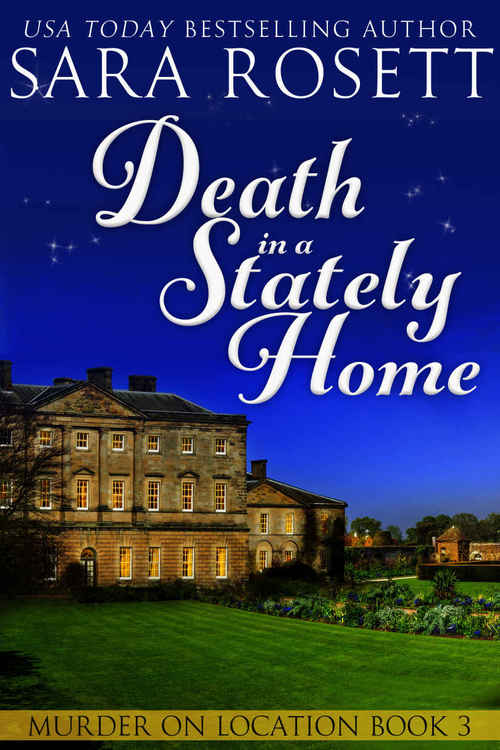Death in a Stately Home by Sara Rosett