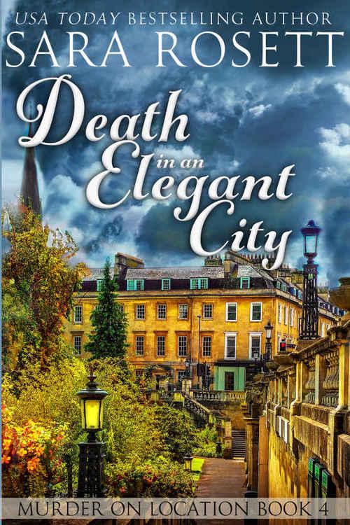 Death in an Elegant City by Sara Rosett