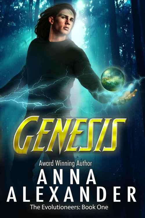 Genesis by Anna Alexander