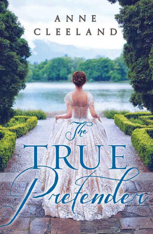 The True Pretender by Anne Cleeland