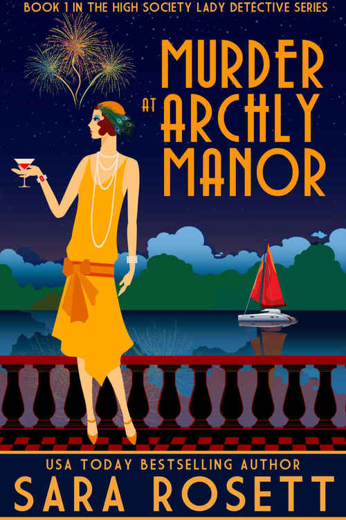 Murder at Archly Manor by Sara Rosett