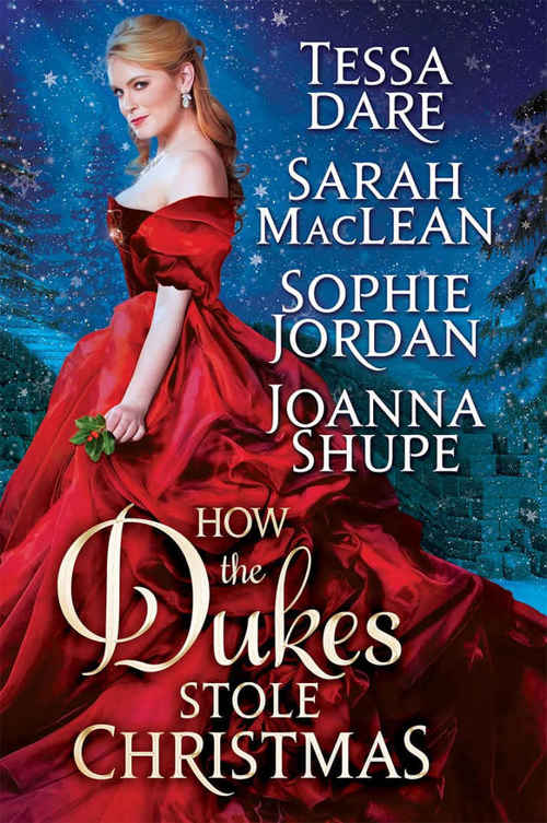 How The Dukes Stole Christmas by Joanna Shupe