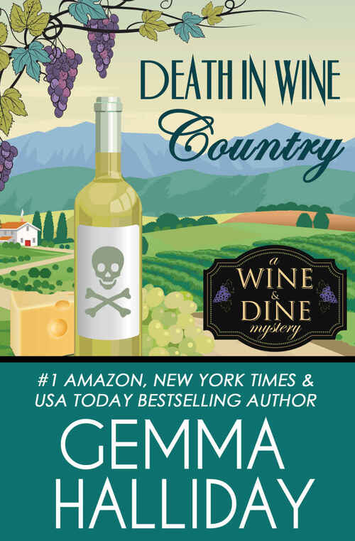 DEATH IN WINE COUNTRY
