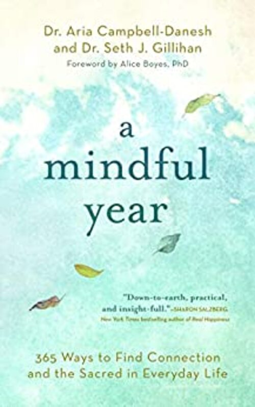 A Mindful Year by Aria Campbell-Danesh