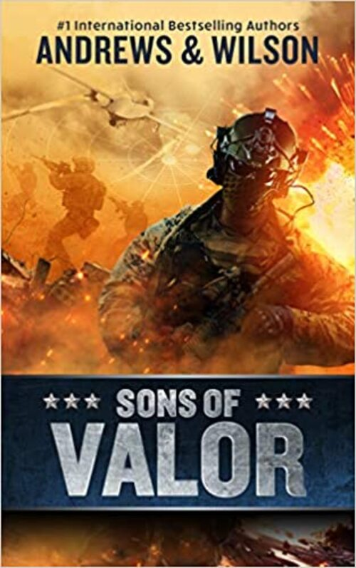 Sons of Valor by Brian Andrews