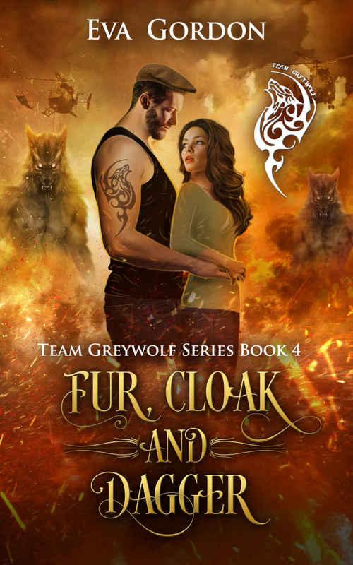 Fur, Cloak and Dagger