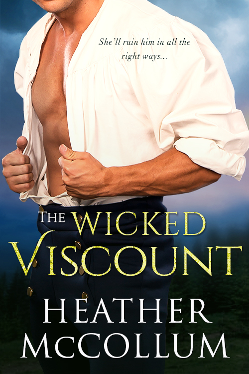The Wicked Viscount