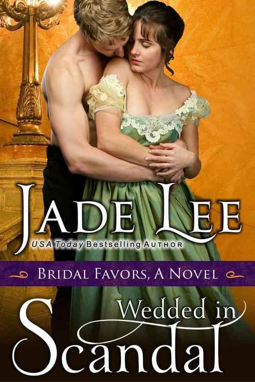 Wedded In Scandal by Jade Lee