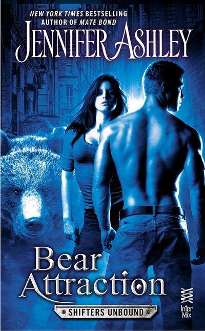 Bear Attraction by Jennifer Ashley