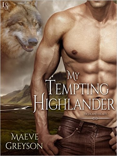 MY TEMPTING HIGHLANDER