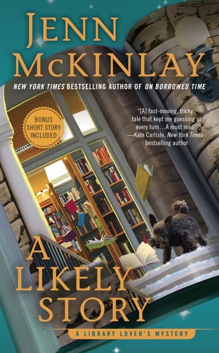 A Likely Story by Jenn McKinlay