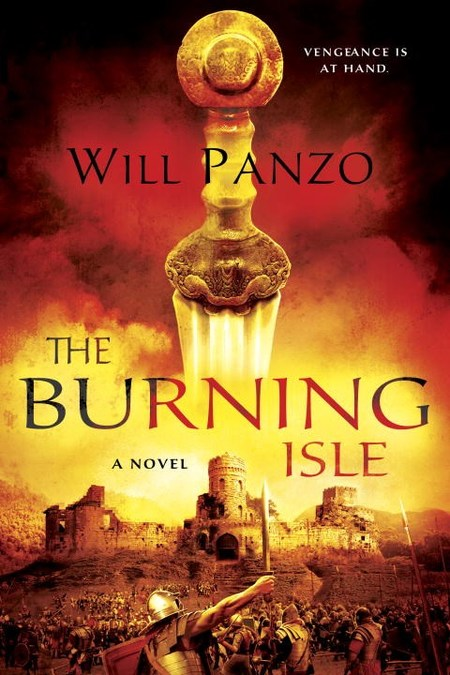 The Burning Isle