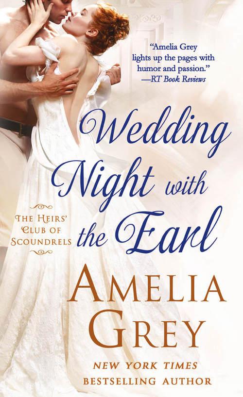 Wedding Night With The Earl by Amelia Grey