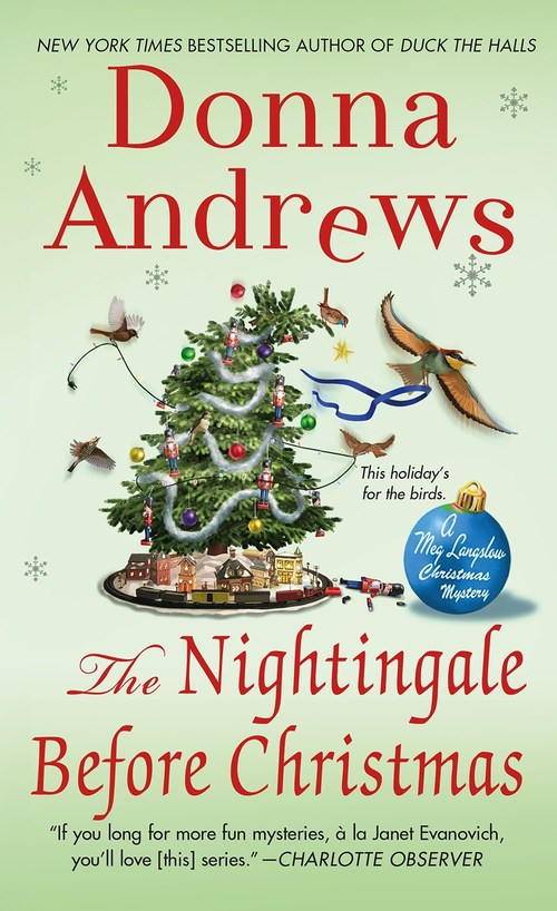 The Nightingale Before Christmas by Donna Andrews