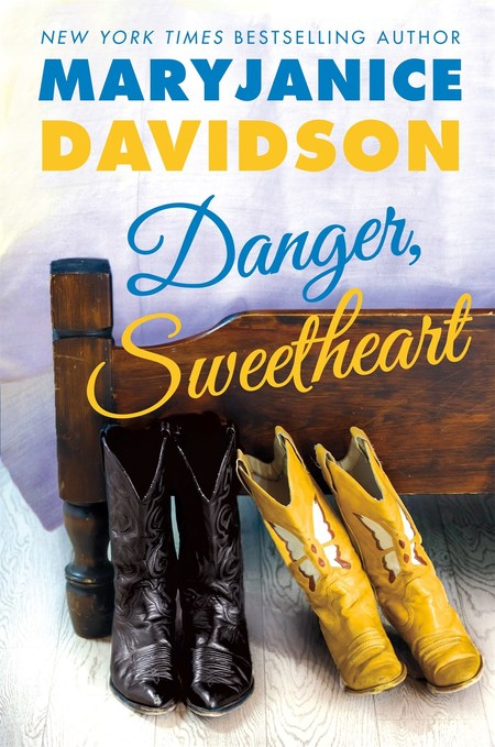 Danger, Sweetheart by MaryJanice Davidson