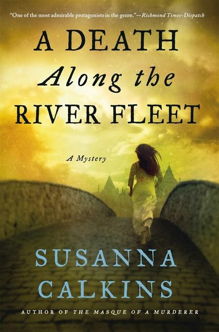 A Death Along the River Fleet by Susanna Calkins