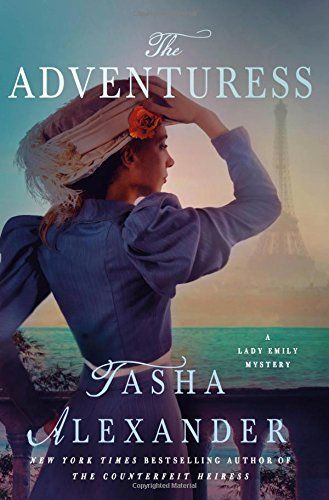 The Adventuress by Tasha Alexander