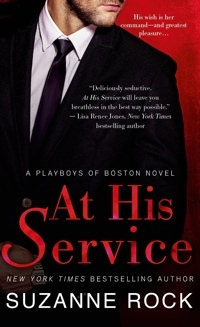 At His Service by Suzanne Rock