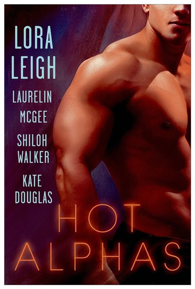 Hot Alphas by Kate Douglas
