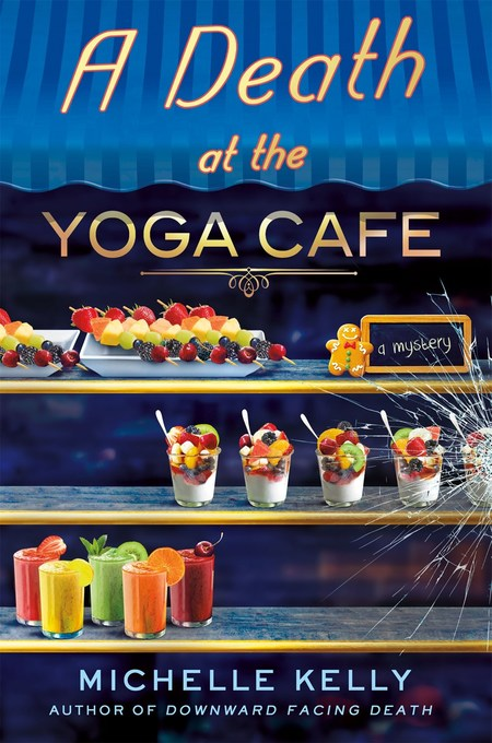 A Death at the Yoga Café