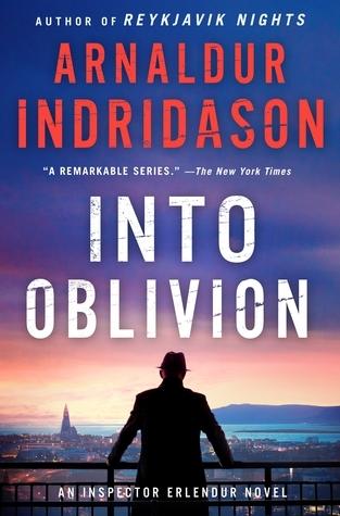 Into Oblivion by Arnaldur Indridason