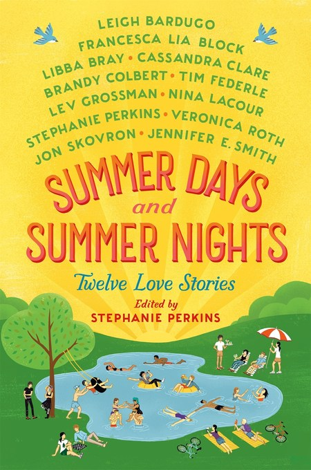 Summer Days and Summer Nights by Lev Grossman