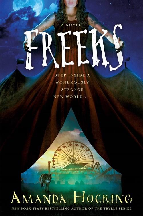 Freeks by Amanda Hocking