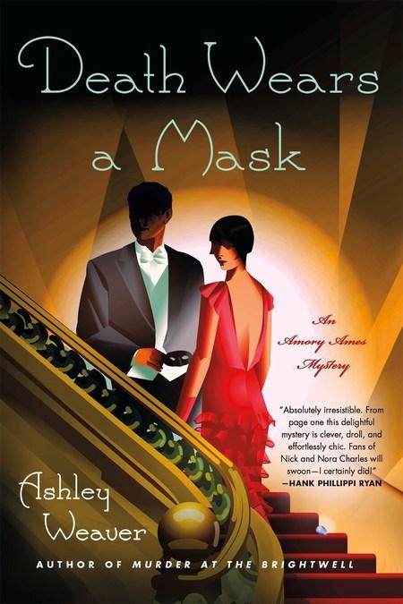 Death Wears a Mask by Ashley Weaver