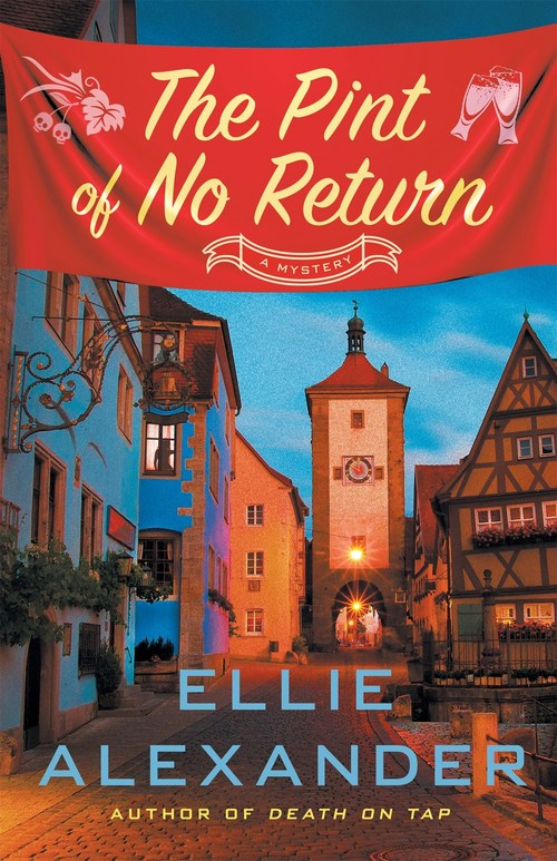 The Pint of No Return by Ellie Alexander
