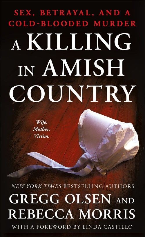 A Killing in Amish Country by Rebecca Morris