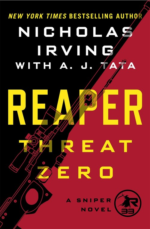 Reaper: Threat Zero by Nicholas Irving