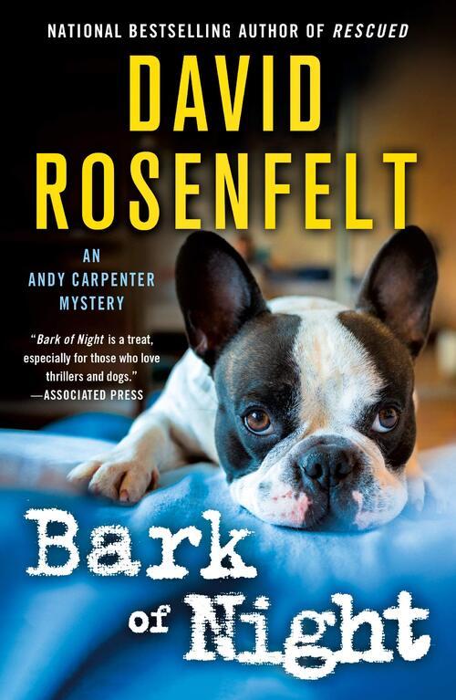 Bark of Night by David Rosenfelt