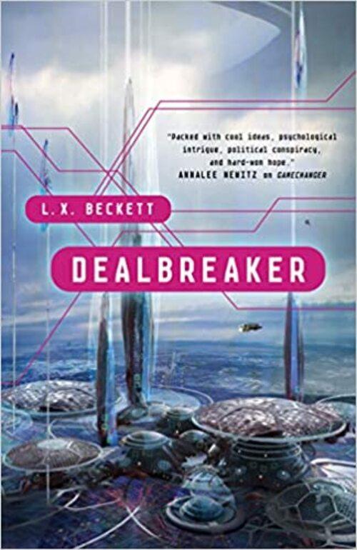 Dealbreaker by L.X. Beckett