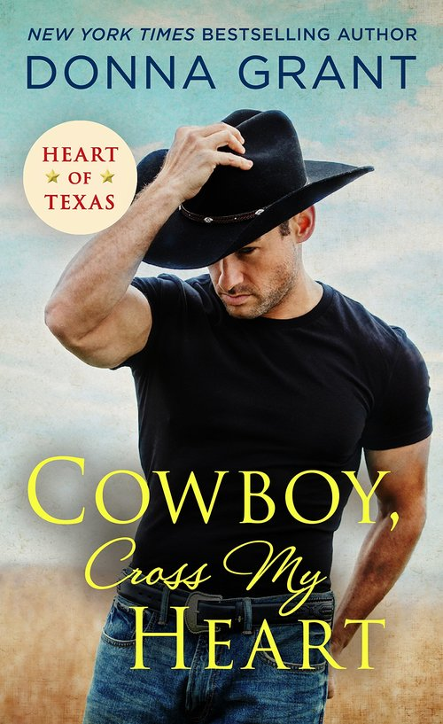 COWBOY, CROSS MY HEART